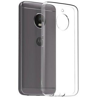 Mascot max transparent back cover for Motorola Moto E4 plus