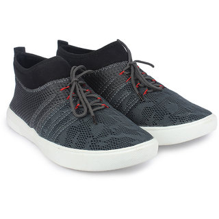 Do Bhai Grey Casuals Sneakers