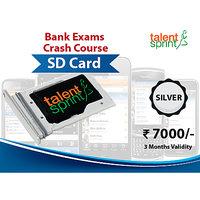 SILVER Bank Exams Crash Course SD Card (English)