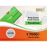 SILVER Pendrive - Bank Exams Crash Course (English)