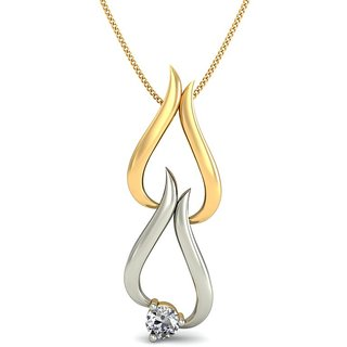 Edria Charming Diamond Pendant