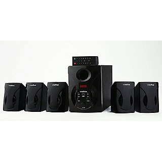 Krisons 5.1 Bluetooth Multimedia Home Theater with FM, USB and Aux