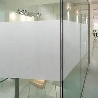 Buy Frosted Glass Film For Window Provides Privacy And Uv
