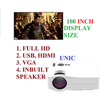 UNIC FULL HD LED PROJECTOR UC 36 MODEL