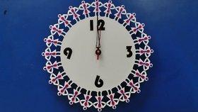Modern Wall Clock Acrylic