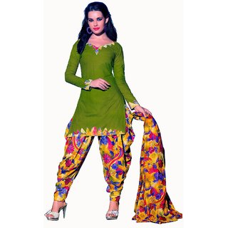 Buyclues Cotton Dress Material RCC2302