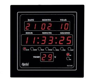 Ajanta OLC 302 Digital Wall Clock