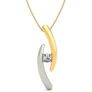 Alexi Low Cost Diamond Pendant