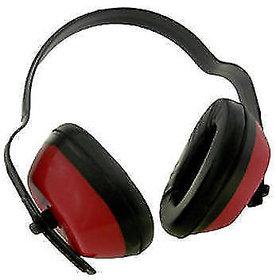 Ear Muff Adjustable Ear Muff Reduces Harmful Noise Hearing