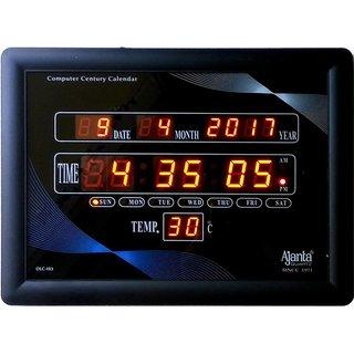 Buy Ajanta OLC 103 Digital Wall Clock Online Get 2 Off