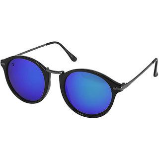 Walrus Toys Multicolour UV Protection Oval Unisex Sunglasses