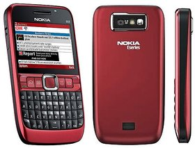 Nokia E63 /Acceptable Condition/Certified Pre Owned(6 Months Warranty Bazar Warranty)