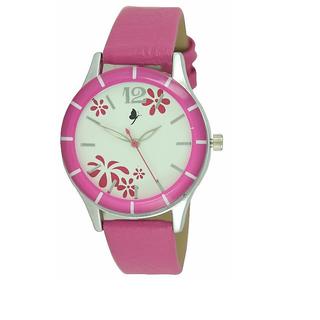 HRV New Pink Women Watch