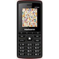 Karbonn K17 Rock (Dual Sim, Camera Phone, 1750mah Batte