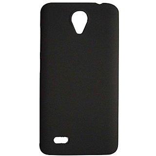 Vivo Y21 Premium Soft Silicon Back Phone Cover Black