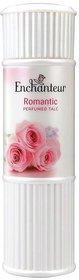 Enchanteur Perfumed Talc Romantic 250 Gm