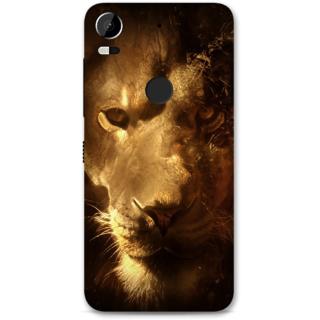 HTC 10 Pro Designer Hard-Plastic Phone Cover from Print Opera -Lion