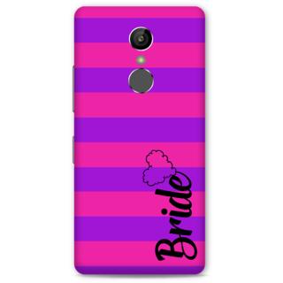 Gionee S6S Designer Hard-Plastic Phone Cover from Print Opera -Bride