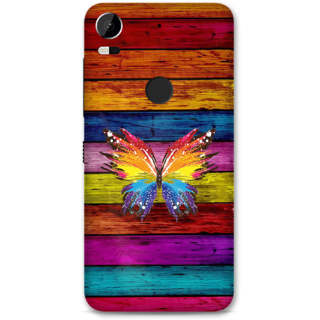 HTC 10 Pro Designer Hard-Plastic Phone Cover from Print Opera -Butterfly
