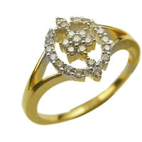 Anaira's Jewels India Pvt. Ltd.  (Real Diamond Ring) - 5449780