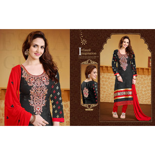 khushali glaze cotton salwar suit isha glory 02