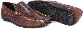 Blue Pop 796 coffee party wear loafer