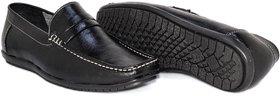 Blue Pop 791 Black party wear loafer