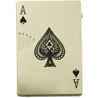 IKKA Cigarette Gas Lighter - Playing Card
