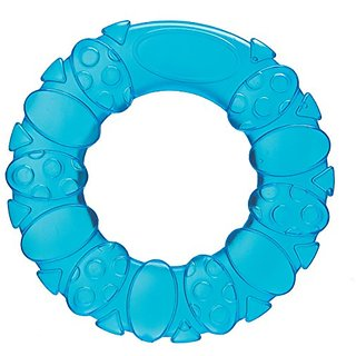 Soothing Circle Water Teether - Blue