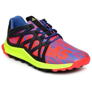 826ad16ad10ca3 Buy Adidas Multicolor Running Shoes For Men Online - Get 28% Off
