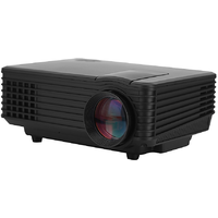 RD 805 FULL HD LED PROJECTOR ORIGINAL CLARITY FULL HD E