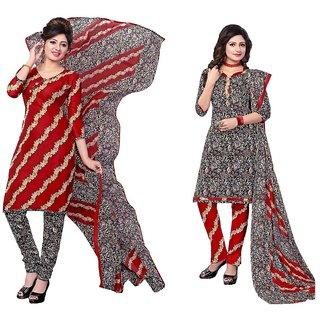 unstiched Jodhpuri Salwar Suit (Unstitched)