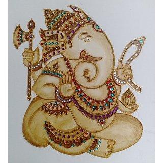 Photo Frame Ganesha (Acrylic)