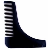Beard Comb Shaving Template for men