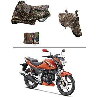 AutoStark Military Design Bike Body Cover For Honda Xtreme