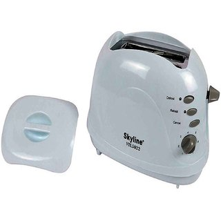 Pop Up Toaster - (Two Slices with Cover) - Skyline (VTL-5022)