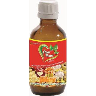 Clear-Heart Apple Cider Ginger Garlic Liquid