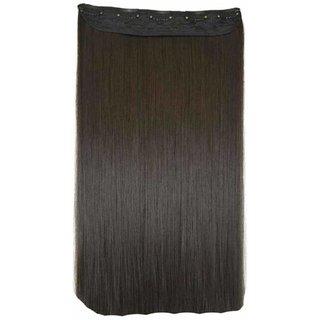 Tahiro Black Party Hair Extension (Length: 23 cm)