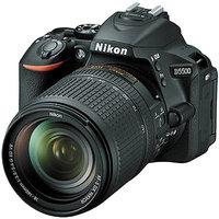 Nikon D5500 DSLR Camera With AF-S 18-140 Mm Lens
