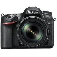 Nikon D7200 DSLR Camera With AF-S 18-105mm VR Kit Lens