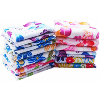 Angel Home Set of 12 Face Towels  (cop1)