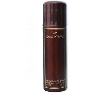 Royal Mirage Perfumed Deodorant