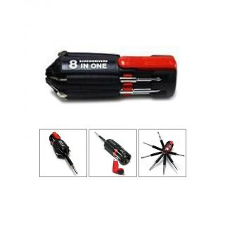 8 in Tool kit screwdriver set