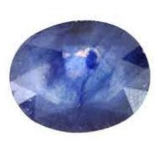 10.50 RATTI NATURAL CERTIFIED BLUE SAPPHIRE (NEELAM) STONE