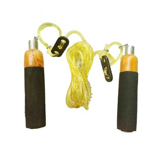 skipping rope with grip