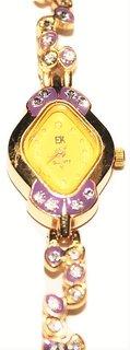 Exclusive Women Bracelet Type Analog Wrist Watch