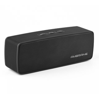 Ambrane BT-1235 6W Portable Bluetooth Mobile/Tablet Speaker