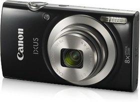 Canon IXUS 185 Point and Shoot Camera (Black) 20 MP)