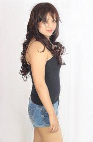 Ritzkart Hair Wig Feel Original Human Feeling Quality hair wig 5640