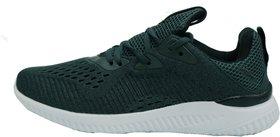 Max Air Sports Shoes 8858 Black Greenish